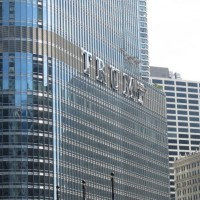 Chicago Trump building photo