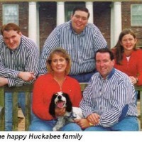 Huckabee family